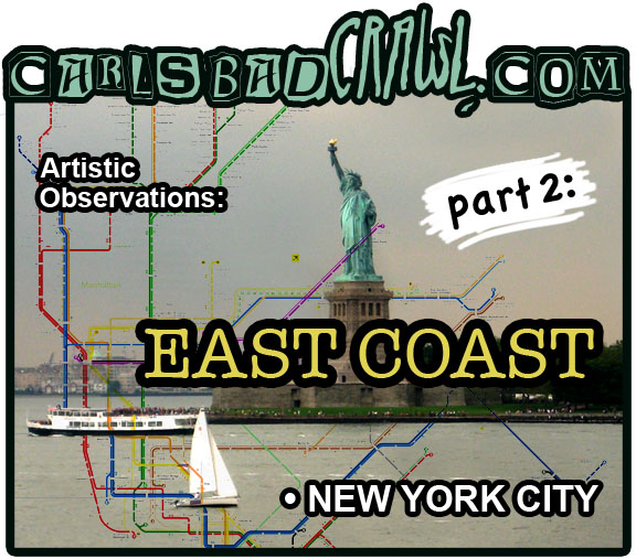 Artistic Observations East Coast part2 web