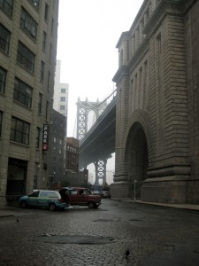 DUMbo bridge web