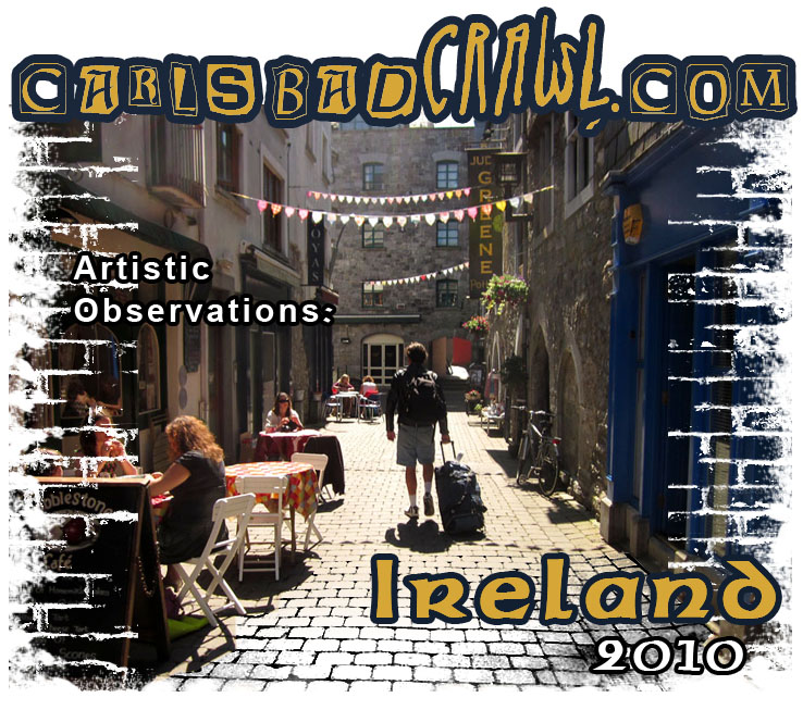 Artistic Observations Ireland