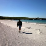 aran jeff walk beach