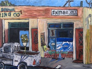 snyder art studio