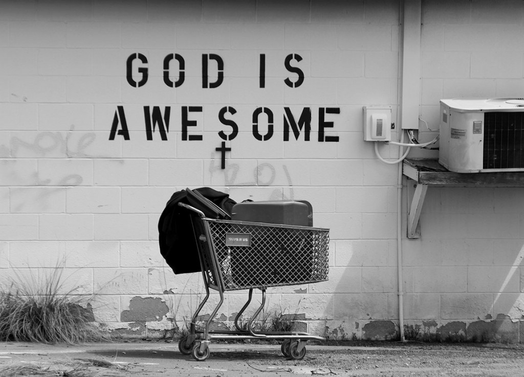 photo titled God is Awesome by Snyder