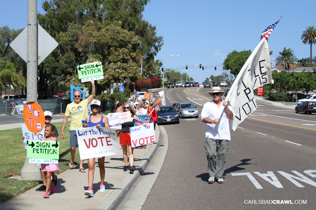 Carlsbad votes strawberry field development