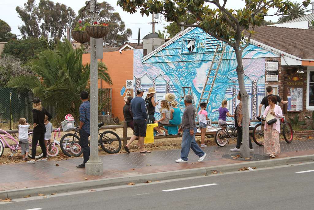 Carlsbad Art Wall
